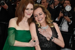 Julianne Moore @ 'The Dead Don't Die' Opening at Cannes May 14, 2019