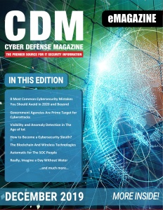 Cyber Defense Magazine - December (2019)