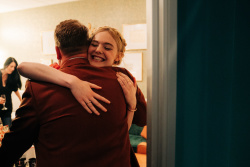 Elle Fanning - The Late Late Show with James Corden: April 16th 2019