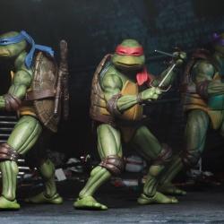 Teenage Mutant Ninja Turtles 1990 Exclusive Set (Neca) Sq3Zm6Na_t