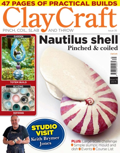 ClayCraft - Issue 35 - January (2020)