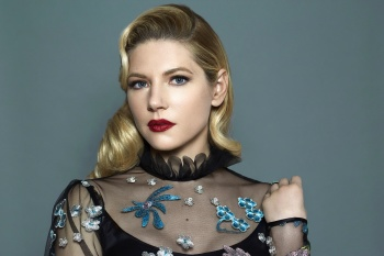 Katheryn Winnick -                         Sunday Life Magazine June 17th 2018.
