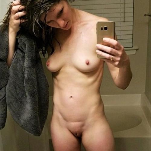 Black milf small tits