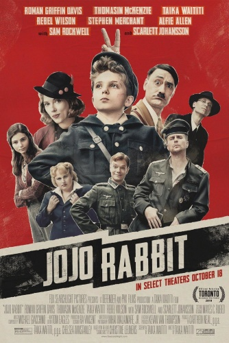 Jojo Rabbit 2019 MULTi UHD BluRay 2160p HDR DTS-HDMA 5 1 HEVC DDR