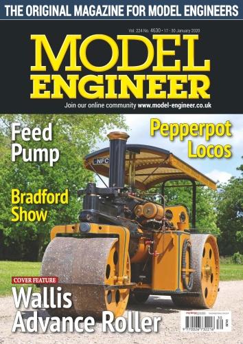 Model Engineer - Issue 4630 - 17 January (2020)