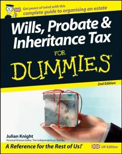 Wills, Probate, & Inheritance Tax For Dummies