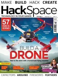 HackSpace - September (2018)