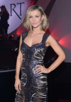 Joanna Krupa  for a party in 16
