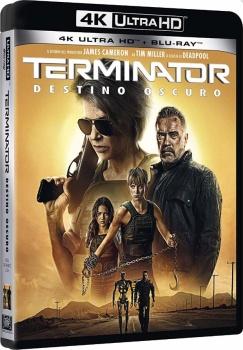 Terminator - Destino oscuro (2019) Full Blu-Ray 4K 2160p UHD HDR 10Bits HEVC ITA DTS 5.1 ENG TrueHD/Atmos 7.1 MULTI