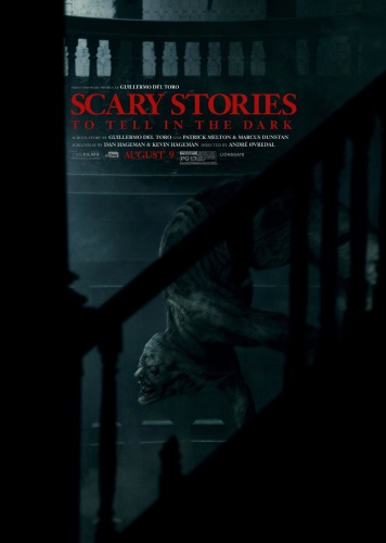 Scary Stories To Tell in The Dark 2019 4K HDR 2160p BDRip Ita Eng x265-NAHOM
