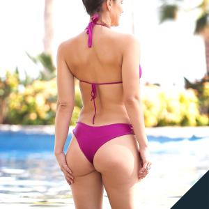 Katharine McPhee Bikini Pics in Mexico December 2017