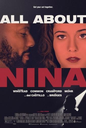 All About Nina 2018 1080p WEBRip x264 RARBG