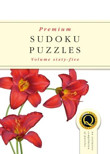 Premium Sudoku Puzzles - Issue 65 - March (2020)