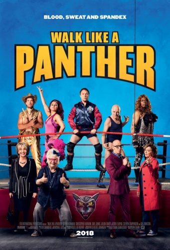 Walk Like a Panther 2018 WEB-DL XviD MP3-XVID