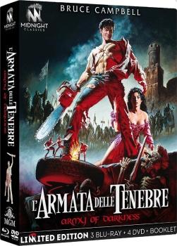 L'armata delle tenebre (1992) [3 Blu-Ray+4DVD] Full Blu-Ray 102Gb AVC ITA ENG DTS-HD MA 5.1