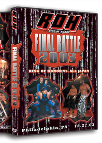 ROH Final Battle 2019 First Hour FITE 720p Rip h264-TJ