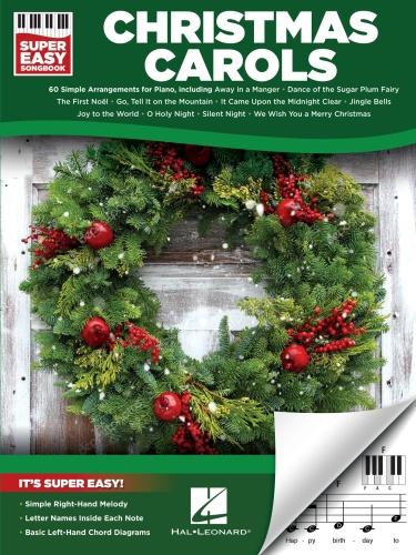 Hal Leonard Christmas Carols Super Easy Songbook  LiBRiCiD (2018)