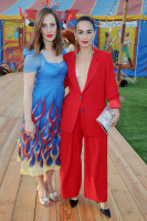 "Ana de la Reguera  -                     ""Moschino Spring Summer 2019 Menswear and Women's Resort Collection Show Los Angeles June 8th 2018."