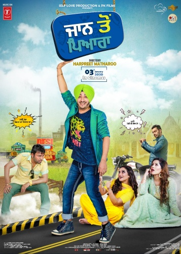 Jaan to Pyara (2020) Punjabi 1080p WEB-DL AVC AC3-DUS Exclusive