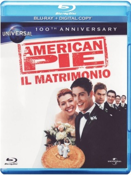 American Pie - Il matrimonio (2003) Full Blu-Ray 31Gb VC-1 ITA DTS 5.1 ENG DTS-HD MA 5.1 MULTI