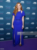 "Jessica Chastain - ""Molly's Game"" Q&A at Event Cinemas George Street in Sydney 1/30/18"