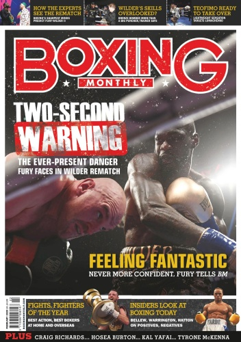 Boxing Monthly - February (2020)