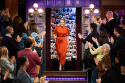 Greta Gerwig - The Late Late Show with James Corden: February 22nd 2018