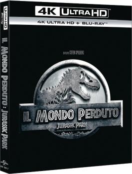 Il mondo perduto - Jurassic Park (1997) Full Blu-Ray 4K 2160p UHD HDR 10Bits HEVC ITA DTS 5.1 ENG DTS-HD MA 7.1 MULTI