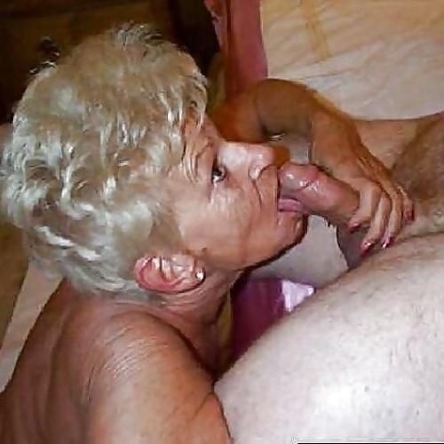 Old granny blowjob pics