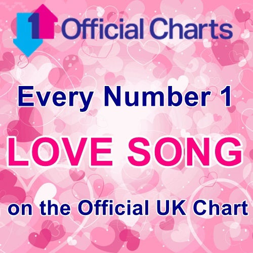 VA   Every Number 1 Love Song on the Official UK Chart ( )