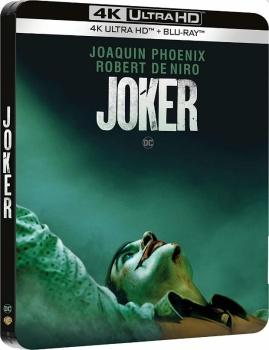 Joker (2019) Full Blu-Ray 4K 2160p UHD HDR 10Bits HEVC ITA DD 5.1 ENG TrueHD/Atmos 7.1 MULTI