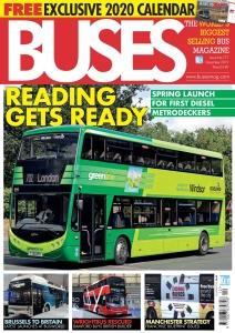 Buses Magazine - Issue 777 - December 2019