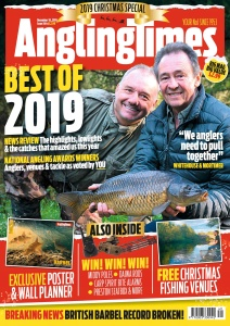 Angling Times  10 December (2019)