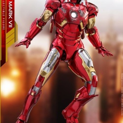 The Avengers - Iron Man Mark VII (7) 1/6 (Hot Toys) FUxL64CK_t