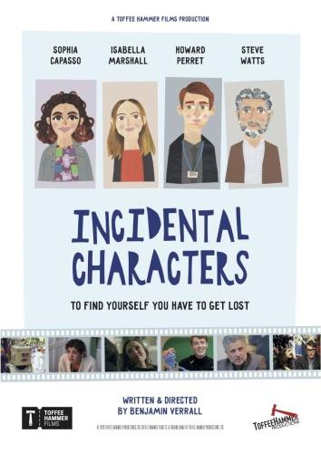 Incidental Characters 2020 DVDRip x264-RedBlade