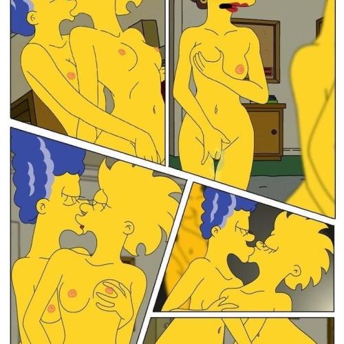 Lesbian anime porn comics