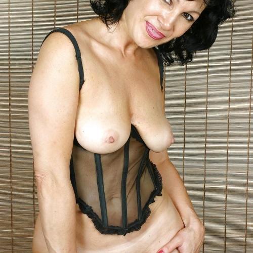 Mature black tits