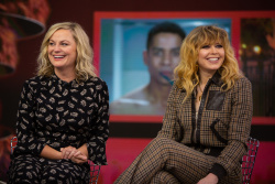 Amy Poehler & Natasha Lyonne - TODAY: January 23rd 2019