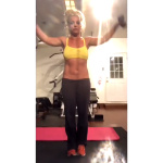 Britney Spears - Workout 24/4/2019