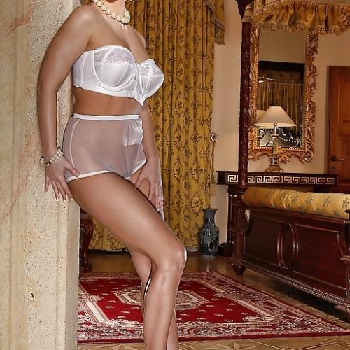 Lingerie stockings porn pics