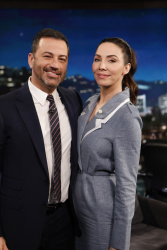 Whitney Cummings - Jimmy Kimmel Live: August 12th 2019