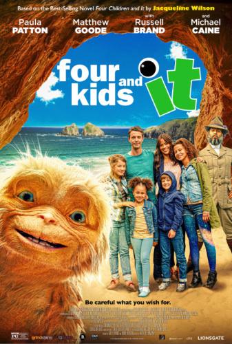 Four Kids and It 2020 BDRip x264-WUTANG