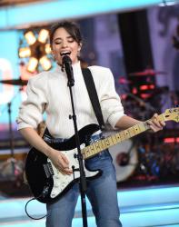 Camila Cabello - Good Morning America: January 12th 2018