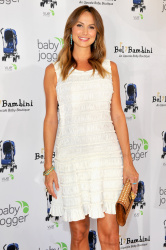 Stacy Keibler - Baby Jogger Vue Launch Event @ Bel Bambini in West Hollywood - 07/10/14