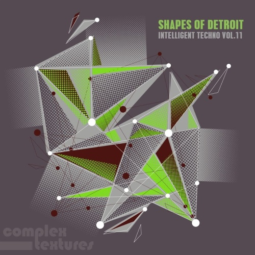 VA   Shapes of Detroit Intelligent Techno Vol 11 (2020)