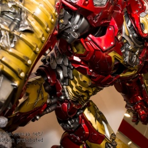 Avengers : Age of Ultron - HulkBuster Premium Collective 1/4 Statue (Hot Toys) GLEbS9g7_t