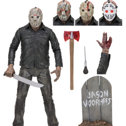 Friday the 13th Part V : A New Beginning Jason Voorhees (Neca) GIH39mYb_t