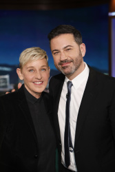 Ellen DeGeneres - Jimmy Kimmel Live: December 10th 2018