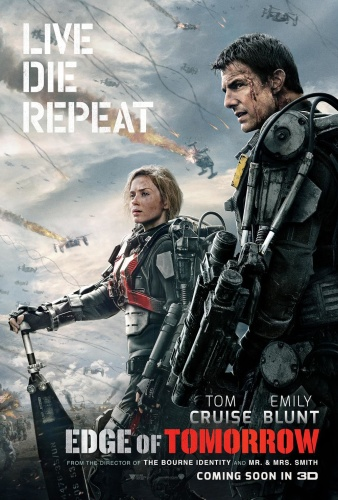 Edge of Tomorrow (2014) 1080p x265 HEVC 10bit BluRay AAC 7 1 Prof