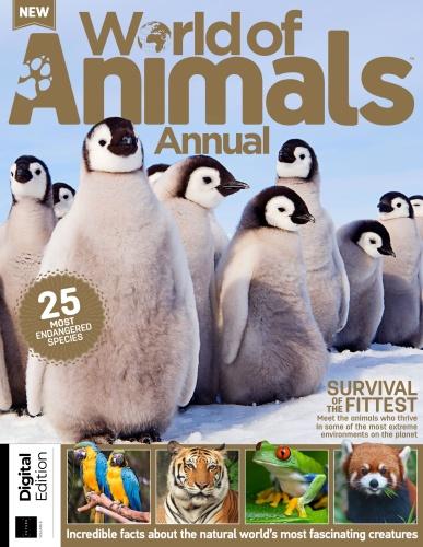 World Of Animals Annual - Volume 6 (2020)